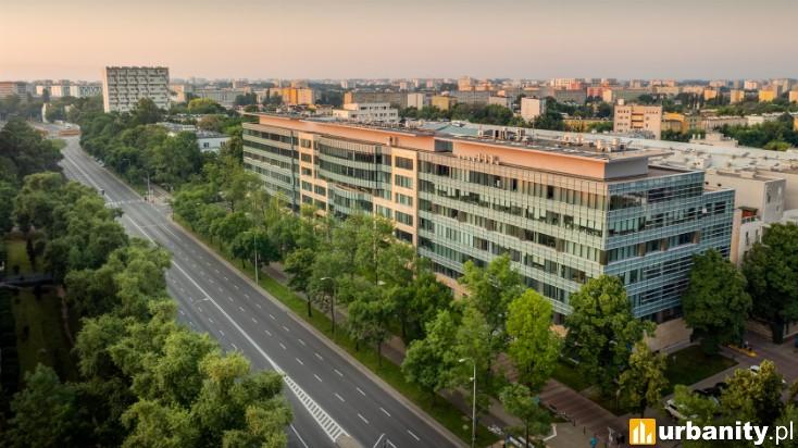 Miniaturka Bitwy Warszawskiej Business Center