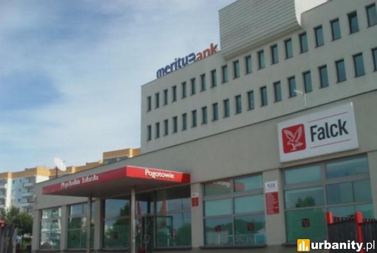 Miniaturka Biurowiec Gdańsk Zaspa