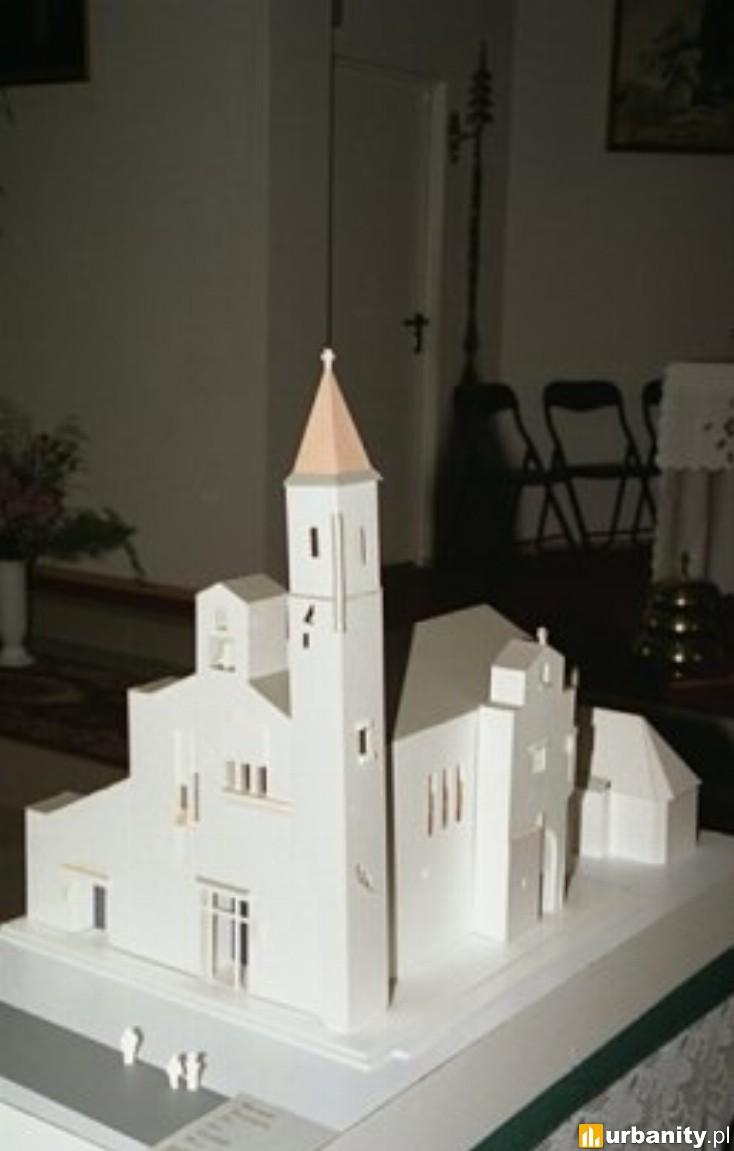 Miniaturka Kościół pw Błogosławionych Hiacynty i Franciszka