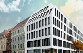 Budynek biurowo-usługowy Tekton