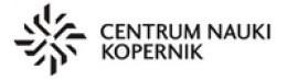 Logo Centrum Nauki Kopernik