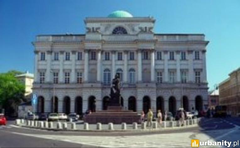 Miniaturka Pałac Staszica
