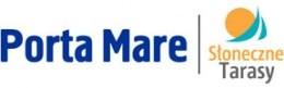 Logo Porta Mare Słoneczne Tarasy Dziwnówek