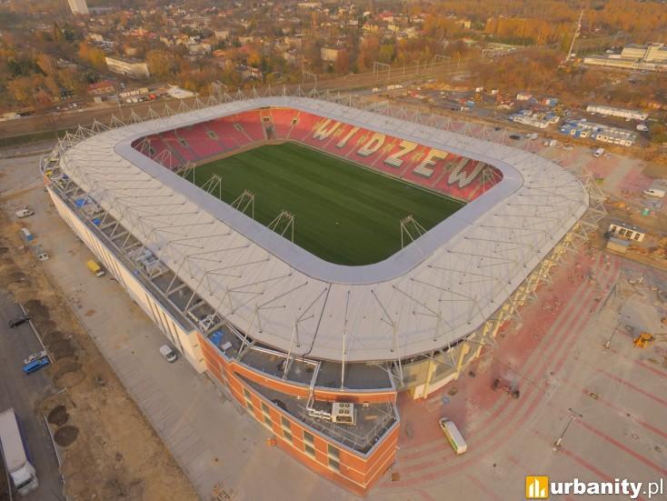 Miniaturka Nowy Stadion Widzewa Łódź