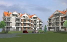 Budynki mieszkalne Mostowa