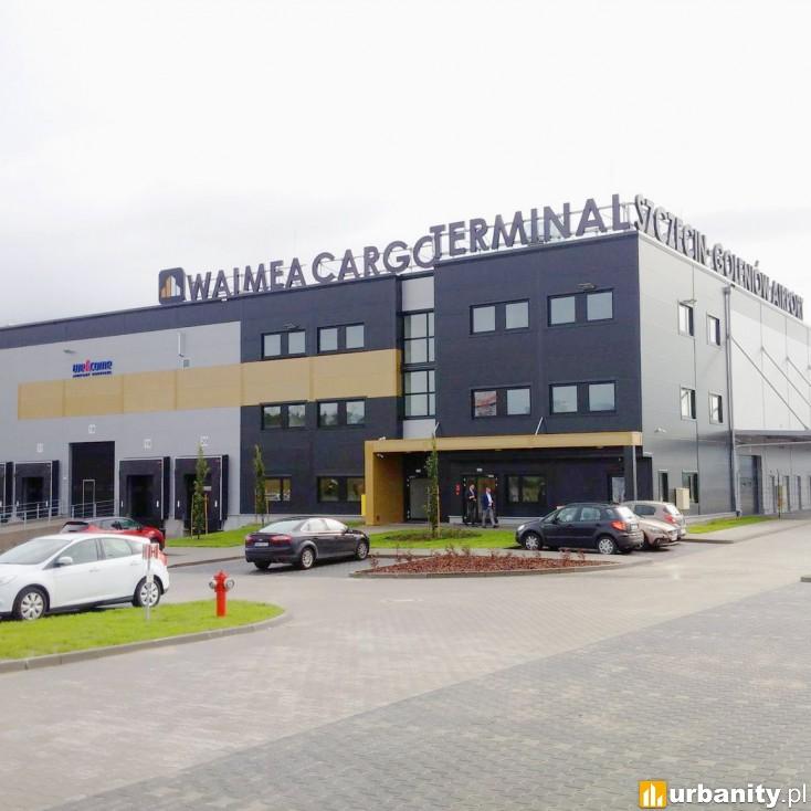 Miniaturka Waimea Cargo Terminal Szczecin Airport