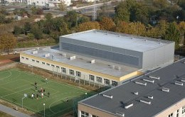 Hala Sportowa w Gimnazjum nr 29