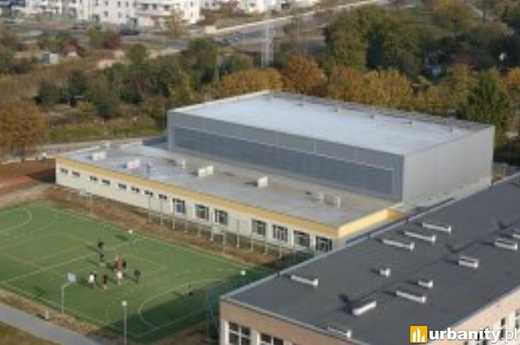 Miniaturka Hala Sportowa w Gimnazjum nr 29