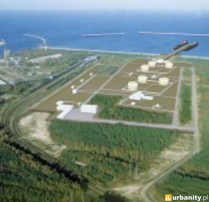 Miniaturka Terminal LNG