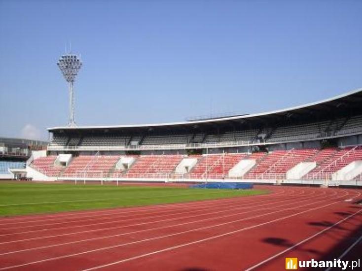 Miniaturka Stadion Lekkoatletyczny