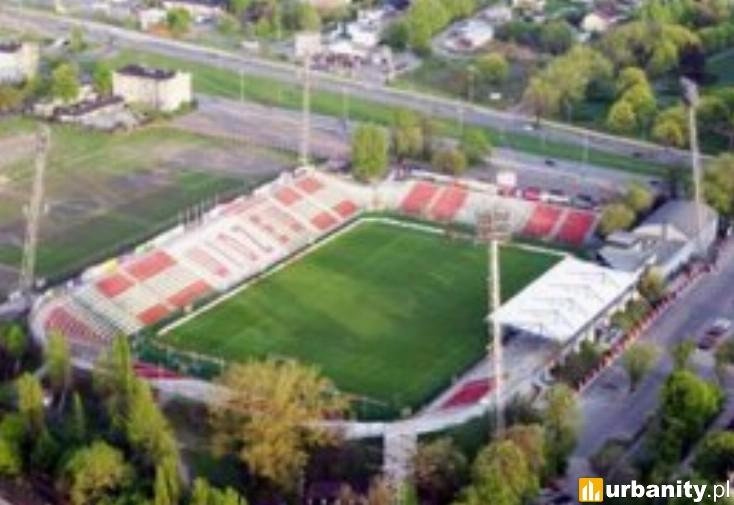 Miniaturka Stadion Widzewa Łódź