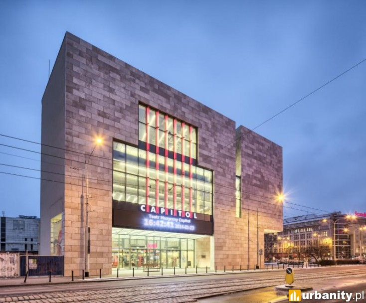 Miniaturka Teatr Muzyczny Capitol