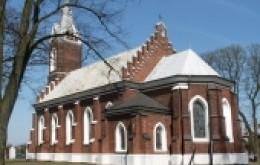 Kościół parafialny pw. Nawiedzenia Najświętszej Marii Panny