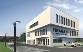 Biurowiec Proman Software