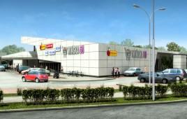 Centrum handlowe Mińska 58 Codzienne Zakupy