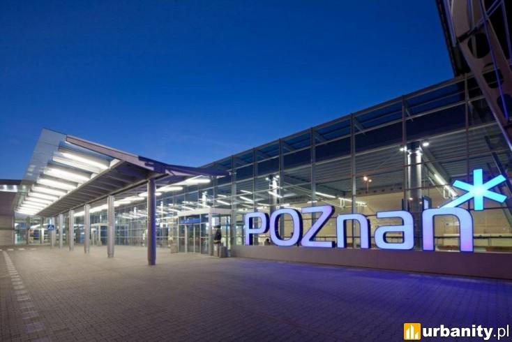 Miniaturka Port Lotniczy Poznań-Ławica