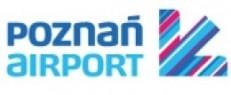 Logo Port Lotniczy Poznań-Ławica