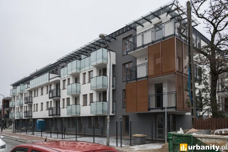 Miniaturka Apartamenty Krzywińska