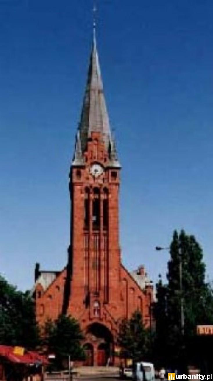Miniaturka Kościół parafialny pw. św. Andrzeja Boboli