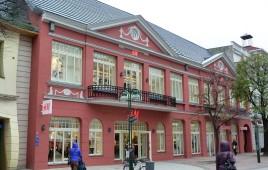 Budynek handlowo-usługowy