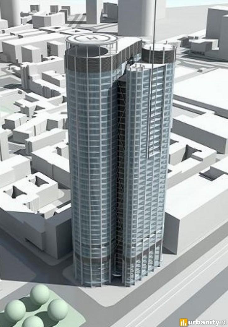 Miniaturka Wieżowiec Sabe Investment