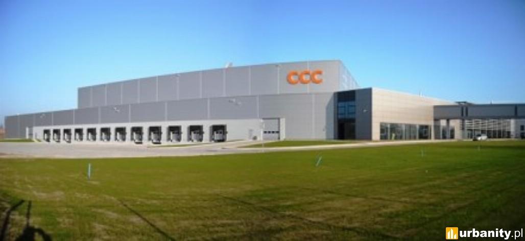 Miniaturka Centrum logistyczne CCC
