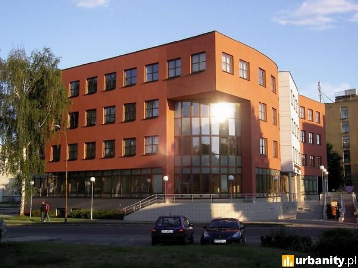 Miniaturka Budynek biurowo-administracyjny ZUS