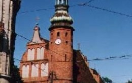 Kościół p.w. Wniebowzięcia NMP