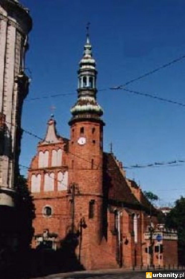 Miniaturka Kościół p.w. Wniebowzięcia NMP