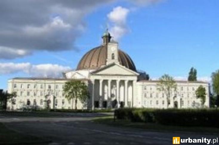 Miniaturka Bazylika Mniejsza św. Wincentego a Paulo w Bydgoszczy