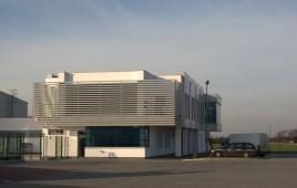 Centrum logistyczno-magazynowe ULMA