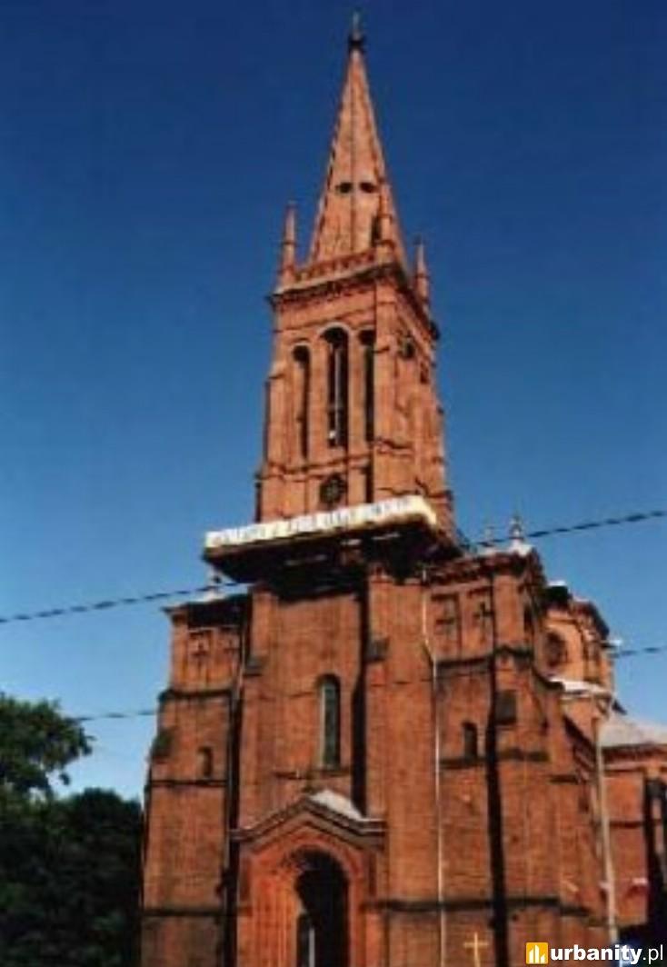 Miniaturka Kościół Świętych Apostołów Piotra i Pawła