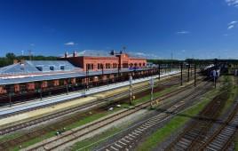 Dworzec kolejowy Węgliniec