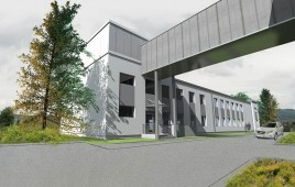 Budynek Stacji Dializ