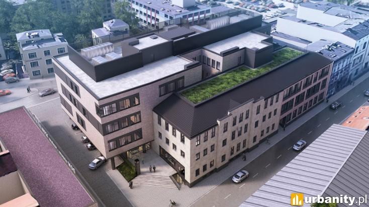 Miniaturka Kwadrat City Office