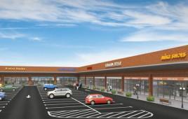 Retail Park TUiTERAZ