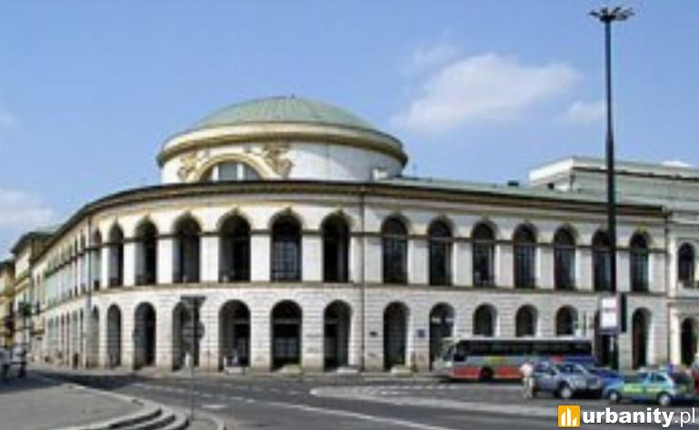 Miniaturka Gmach Dawnego Banku Polskiego i Giełdy