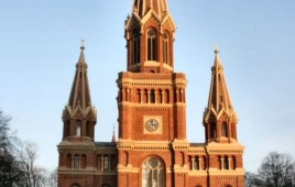 Kościół parafialny pw. Najświętszego Imienia Jezus