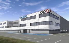 Zakład produkcyjny Corning Optical