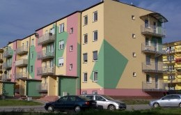 Budynek Mieszkalny Wielorodzinny BSM
