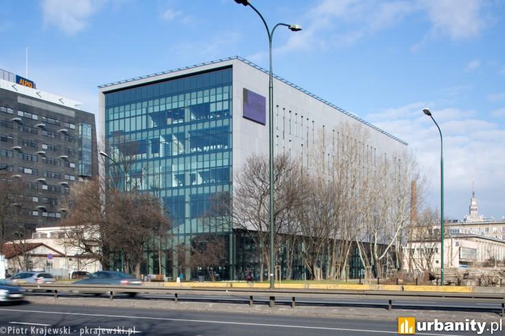 Miniaturka Centrum Zarządzania Innowacjami i Transferem Technologii Politechniki Warszawskiej