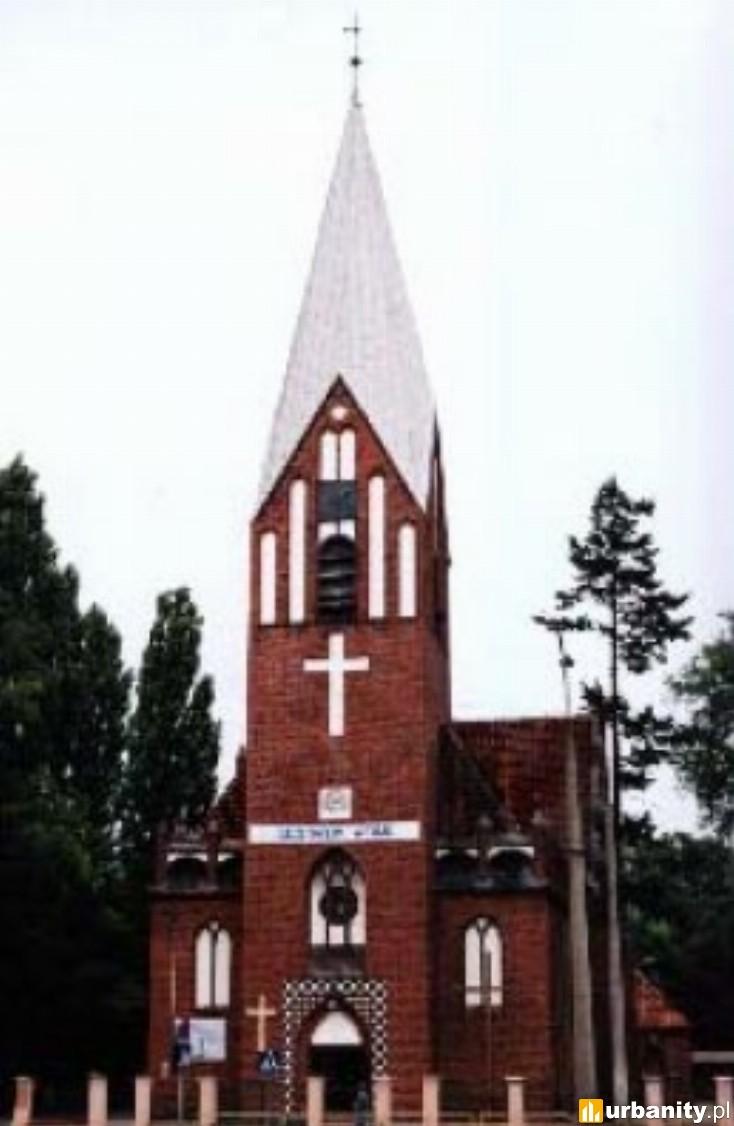 Miniaturka Kościół pw. Miłosierdzia Bożego