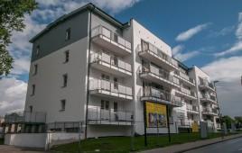 Budynek mieszkalny Gdyńska