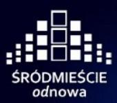 Logo Śródmieście odnowa I etap