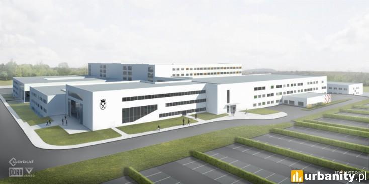Miniaturka Nowy Szpital Uniwersytecki
