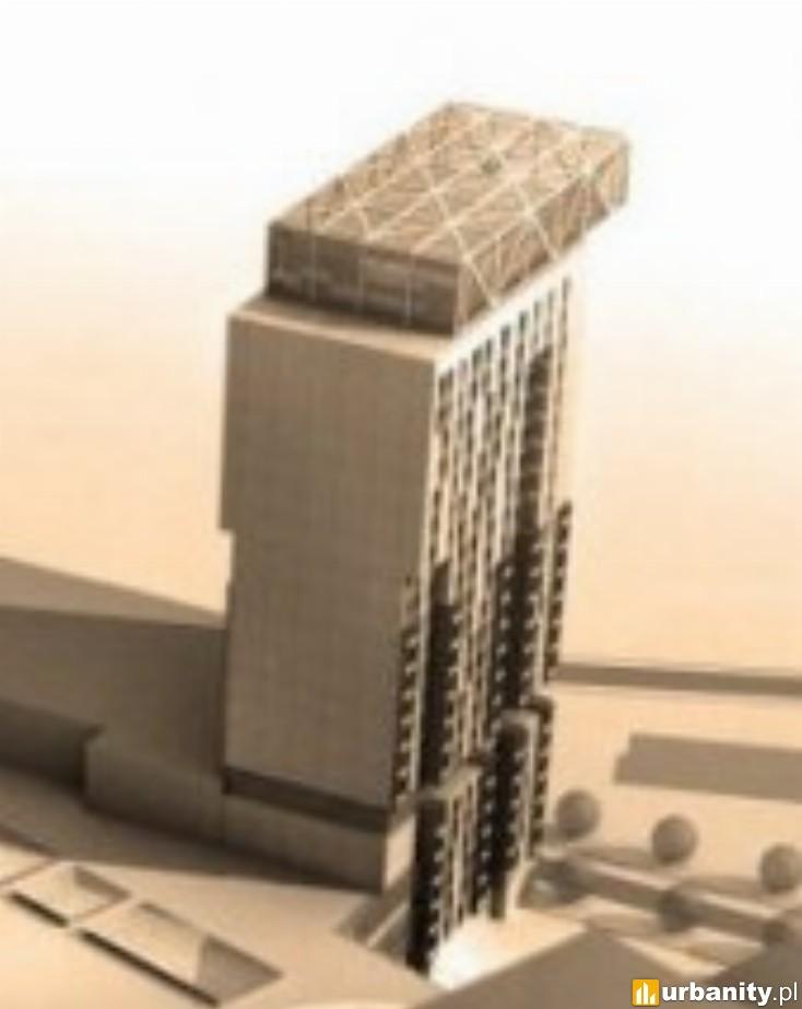 Miniaturka Centrum Stocznia - apartamentowiec A