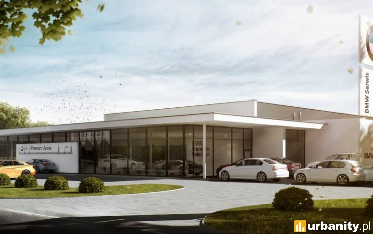 Miniaturka BMW Premium Arena
