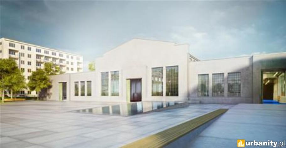 Miniaturka Międzynarodowe Centrum Kultury Nowy Teatr