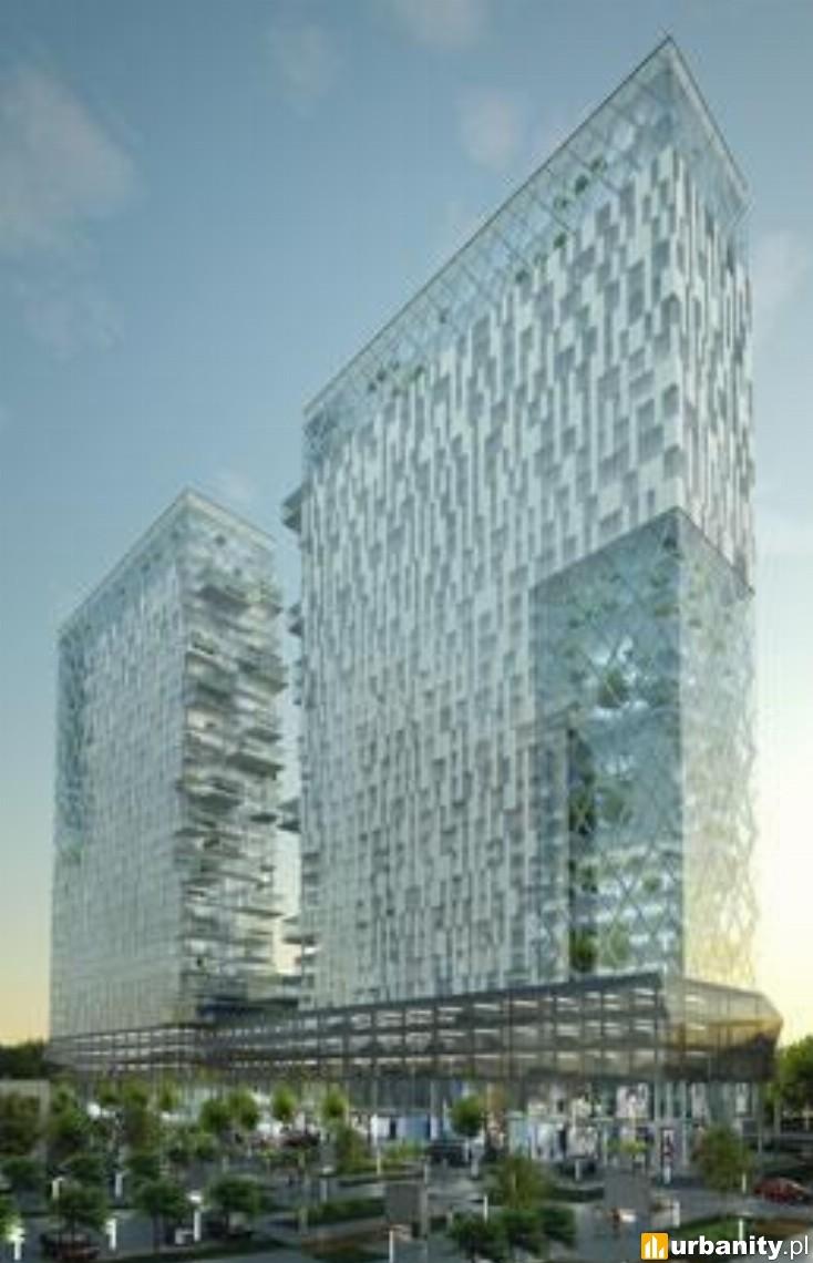 Miniaturka Zespół biurowo-mieszkaniowo-usługowo-hotelowy
