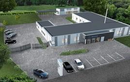 Nowa siedziba Komisariatu Policji